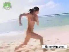 Jogos sexuais nas praias da asia