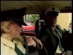 Oficial alemã mete gostoso