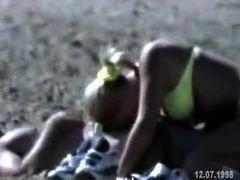 Sexo na praia de long beach