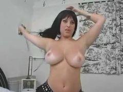 Atriz porno adora cacete duro