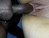Sexo com brasileira metendo com negão